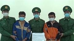 Điện Biên: Bắt hai đối tượng vận chuyển 90.000 viên ma tuý tổng hợp