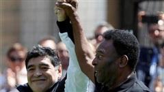 Pelé viết tâm thư tri ân Maradona