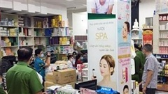 Khám xét tiệm thuốc tây ở Đồng Nai: Dấu hiệu lạ