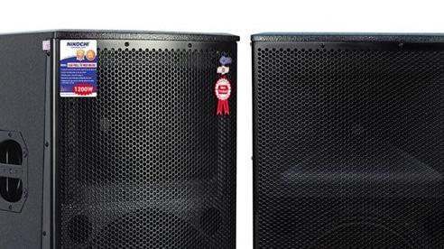 NIKOCHI ra mắt loa đứng có công suất 1200W tại VN