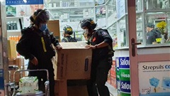 Đồng Nai: Thu giữ 220 thùng thuốc, tổng trị giá 5 tỉ đồng