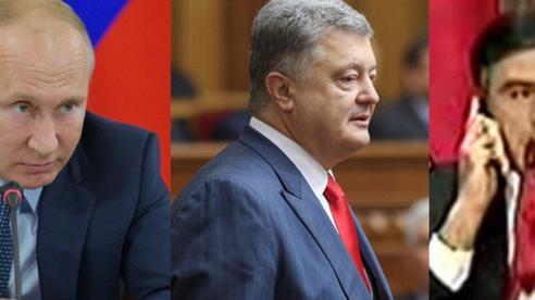 Ông Poroshenko mỉa mai Tổng thống Ukraine Zelensky