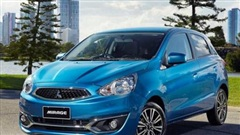 Giá xe ôtô hôm nay 6/12: Mitsubishi Mirage dao động từ 380,5-450,5 triệu đồng