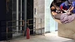 Công an vào cuộc điều tra vụ người đàn ông rơi từ tầng 2 sau khi bước ra từ thang máy chung cư Golden Land