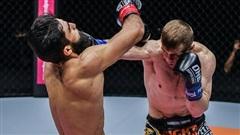 Pha knock-out khó của võ sĩ Armenia với nhà vô địch Nga