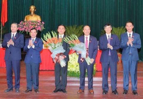 Bí thư, Phó Bí thư Tỉnh ủy Thanh Hóa được bầu giữ chức Chủ tịch HĐND, UBND tỉnh