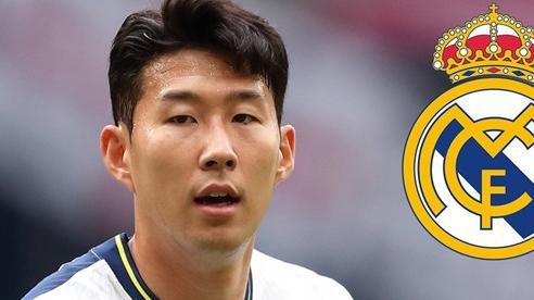 Real Madrid nổ 'bom tấn' Son Heung Min