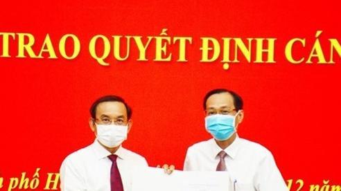 Chân dung tân Trưởng ban Nội chính Thành ủy TP.HCM Lê Thanh Liêm