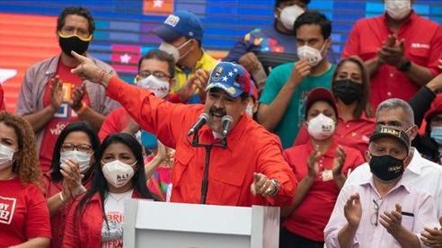 Bầu cử Quốc hội Venezuela: Mỹ gắn mác gian lận, Caracas kêu gọi tôn trọng, Nga nói một số nước 'không dám đối mặt sự thật'