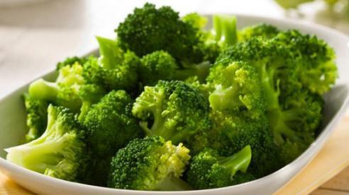 Chế biến bông cải xanh không đúng cách sẽ mất sạch chất dinh dưỡng