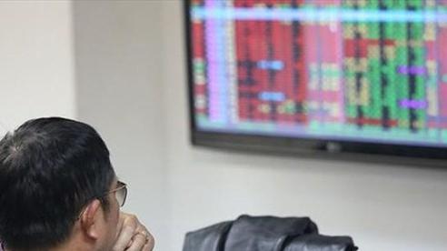 Lực bán dâng cao, VN-Index giảm điểm