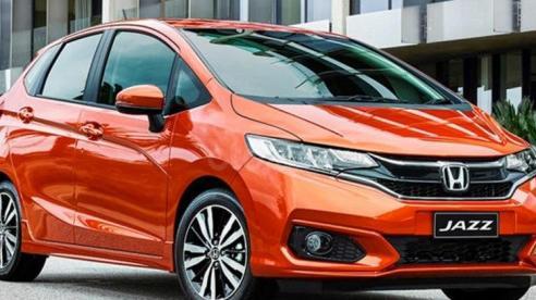 Giá xe ôtô hôm nay 8/12: Honda Jazz dao động từ 544 - 624 triệu đồng