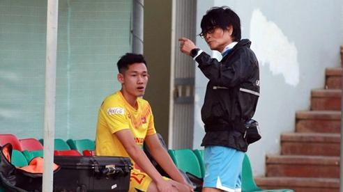 Tiền vệ Nguyễn Hai Long chấn thương, chia tay đội tuyển