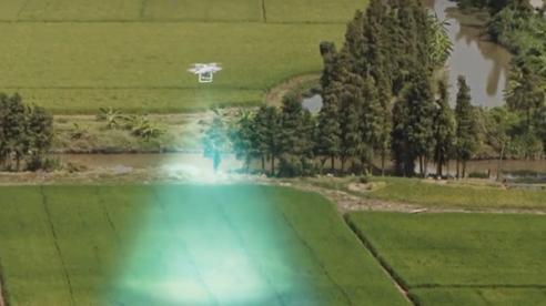 Chắp cánh chuyển đổi số nông nghiệp Việt Nam bằng thiết bị bay không người lái
