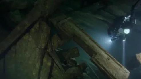 'Tàu ma' mang theo 800 người hiện ra nguyên vẹn sau 450 năm