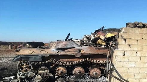 Tình hình chiến sự Syria ngày 9/12: Thổ Nhĩ Kỳ cùng đồng minh nã pháo dữ dội vào quân đội Syria