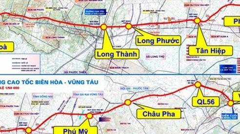 Bộ GTVT được giao triển khai cao tốc Biên Hòa - Vũng Tàu