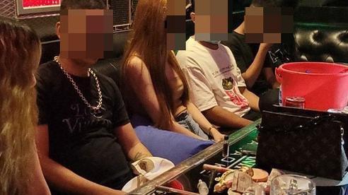 Gần 50 'dân chơi' thác loạn ma tuý ở phòng thu không phép ở Sài Gòn