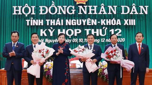 Thái Nguyên có tân Chủ tịch UBND tỉnh 43 tuổi