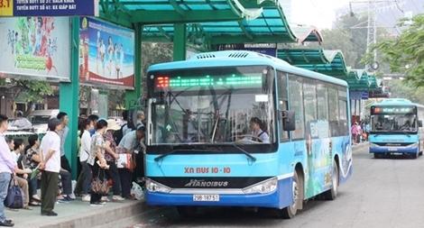 Hàng loạt tuyến buýt tại Hà Nội sẽ thay đổi khi đường sắt Cát Linh-Hà Đông đi vào hoạt động