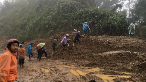 Phát hiện thi thể người đàn ông sau 41 ngày mất tích trong vụ sạt lở núi ở Quảng Nam