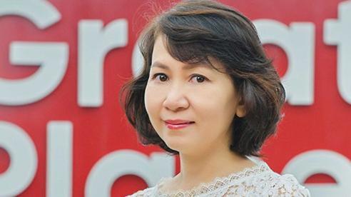 Bà Trần Thị Ái Liên - Phó tổng giám đốc nhân sự AIA Việt Nam: 'Muốn chiều khách, AIA Việt Nam chọn chiều nhân viên trước'