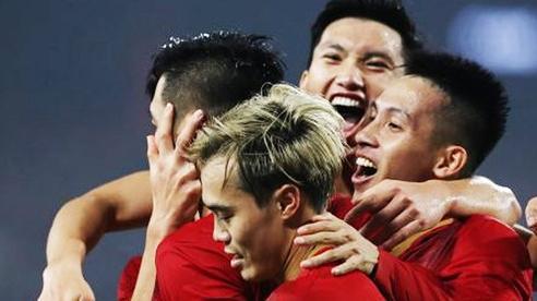 Đội tuyển Việt Nam tăng hạng FIFA trong năm 2020