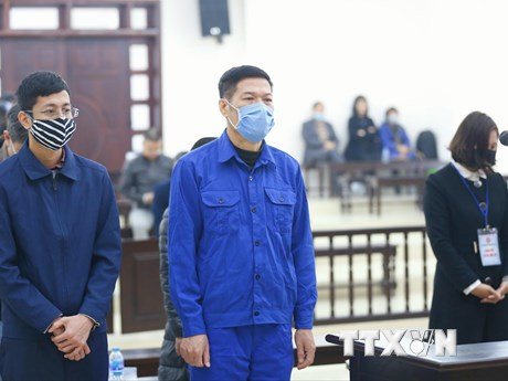 Vụ CDC Hà Nội: Nguyễn Nhật Cảm nói mong có máy nhanh để chống dịch