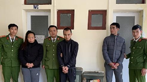 Sơn La: Cặp vợ chồng rủ bạn học liên tiếp gây ra 6 vụ đục két trộm tiền, vàng