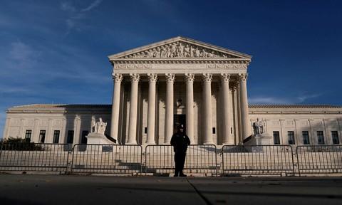 Toà án Tối cao Mỹ bác đơn kiện của bang Texas nhằm lật ngược kết quả bầu cử