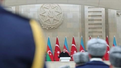 Tổng thống Erdogan: Nền tảng Caucasus cũng có thể đưa quan hệ Thổ Nhĩ Kỳ-Armenia sang trang mới