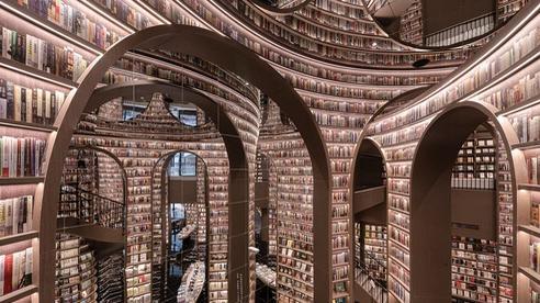Tiệm sách phiên bản 'Hogwarts' độc nhất vô nhị ở Trung Quốc