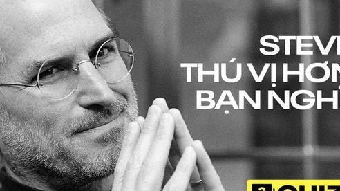 Steve Jobs và những bí mật chưa từng được hé lộ