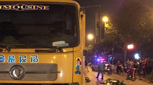 Lái xe tải rời hiện trường sau tai nạn chết người