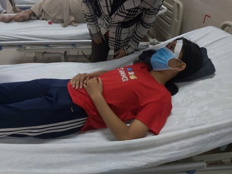 Làm rõ thông tin vụ nữ sinh lớp 7 bị nhập viện sau va chạm giao thông