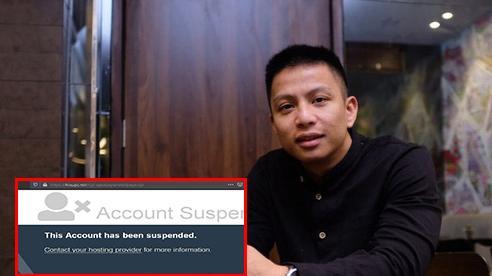 Cả gan lập trang web mạo danh Hieupc, hacker nhận lại cái kết 'đắng' ngay lập tức