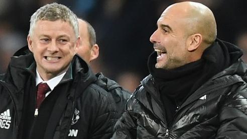Solskjaer hạnh phúc sau khi Man Utd cầm hòa Man City