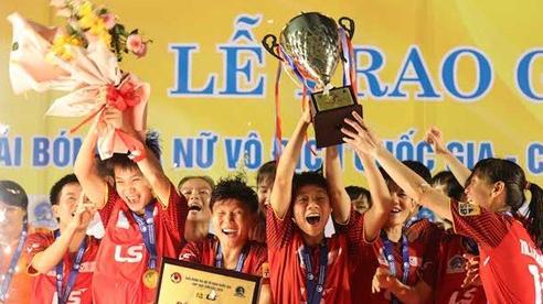 Ngôi 'Hậu' bóng đá nữ Việt Nam 2020 đã có chủ