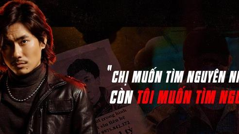 Kiều Minh Tuấn đòi 'chém' Thu Trang trong Chị Mười Ba 2
