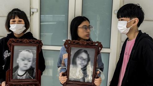 Vụ chồng sát hại vợ và con trai: Bố nạn nhân nói con rể 'quá dại dột và độc ác'