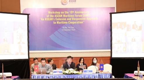 Hợp tác biển được ưu tiên trong hợp tác khu vực ASEAN