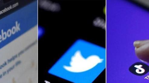 Facebook, Twitter, TikTok sẽ bị phạt nặng nếu không hạn chế nội dung độc hại
