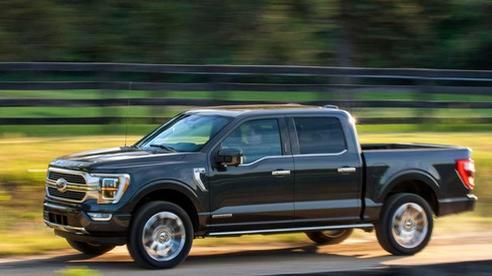 Ford khởi động lịch bàn giao thế hệ mới xe bán chạy nhất nước Mỹ