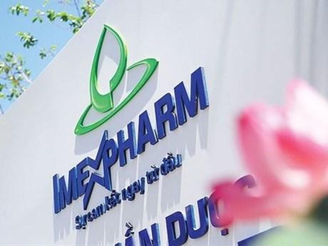 ADB-Imexpharm ký kết khoản vay hỗ trợ sản xuất thuốc gốc ở Việt Nam