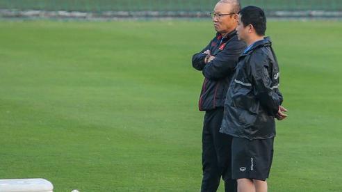Trận giao hữu đội tuyển Việt Nam và U22 Việt Nam: Thầy Park dẫn dắt đội bóng nào?