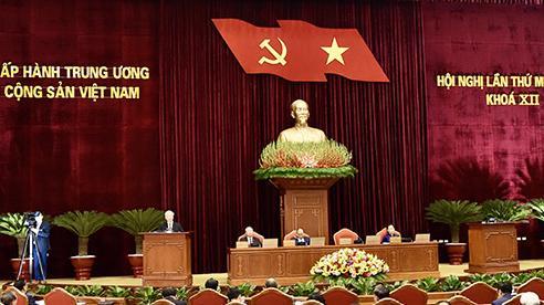 Thảo luận dự thảo báo cáo kiểm điểm sự lãnh đạo, chỉ đạo của Trung ương