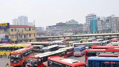 Hà Nội tăng cường 2.030 xe ô tô phục vụ hành khách dịp cao điểm Tết năm 2021