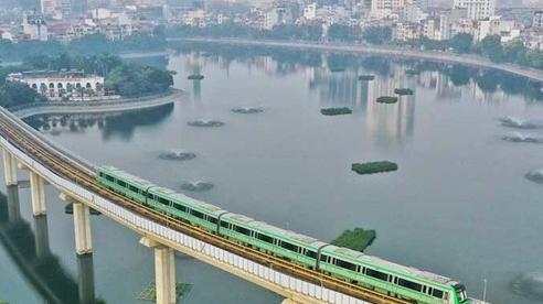 13 đoàn tàu đường sắt Cát Linh - Hà Đông hoàn thành kiểm định an toàn