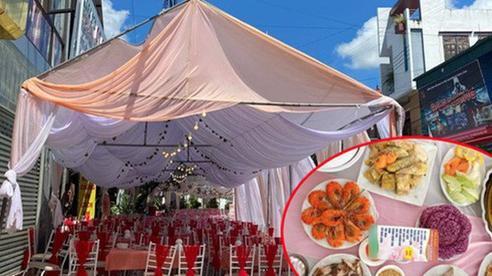 Cô gái 'bỏ bom' 150 mâm cỗ cưới hứa sẽ đền bù thiệt hại