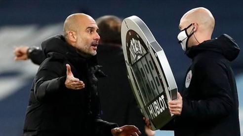 Man City đánh mất thói quen ghi bàn